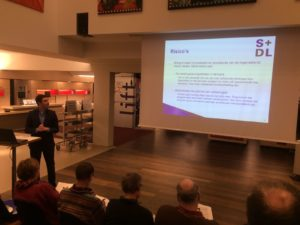 Presentatie Wouter Noordman SEDL