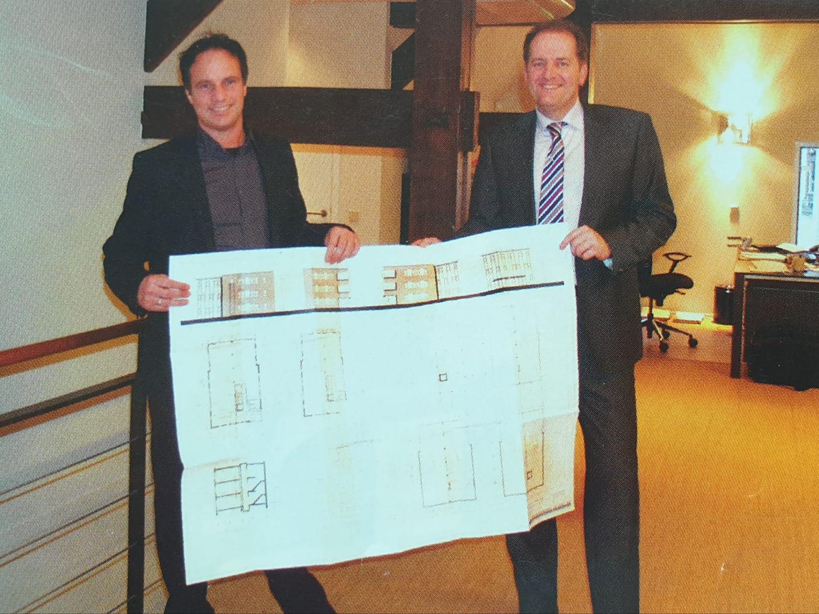 Nieuwbouwplannen 2009